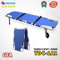 Tandu Lipat + Roda (Kode : YDC-1A1)