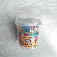 Kinetik Sand/Pasir Ajaib/Magic Sand 500 gram Cetakan Pasir Hewan Laut