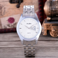 Jam Tangan Wanita - AB-RT-98025-TH-Stainless Steel Band - PNP/PTH