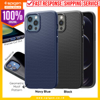 Case iPhone 12 Pro Max / Pro / Mini Spigen Liquid Air Softcase Casing