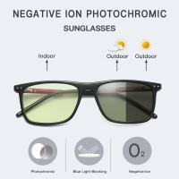 Kacamata Ion Anti UV 400 - Hasbion