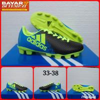Sepatu Anak Sepatu Bola Anak Adidas Sepatu Bola Junior Adidas Acc - Biru, 34