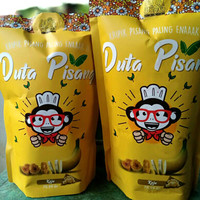 Duta Pisang Keripik pisang Rasa Keju 75,5gr