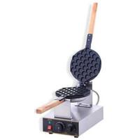 Mesin Cetakan Kue Egg Waffle Hongkong Style 220V 110V Silver Limite