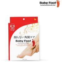 baby foot easy pack 30 minutes masker kaki. kaki pecah2 kaki halus