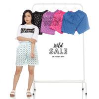 Celana Pendek Wanita Murah / Celana Kolor Cw Murah