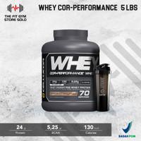 Cellucor COR Performance Whey 5 Lbs BPOM AOM 70 Serving