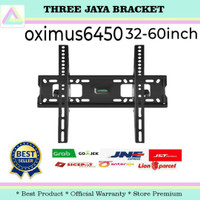 BRACKET TV Tilt LCD LED TV 32 inch - 65 Inch OXIMUS AQUILA 6450