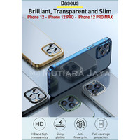 BASEUS Casing Clear Iphone 12 / 12 pro/ 12 pro max Shining Soft Case
