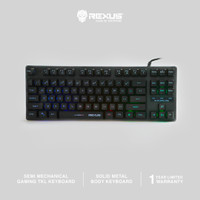 Rexus Keyboard Gaming Fortress K9TKL