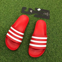 PROMO Sandal Cowok Original Adidas Adilette Aqua Murah
