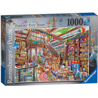 RAVENSBURGER - THE FANTASY TOY SHOP PUZZLE 1000 PCS
