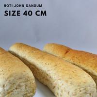 Roti Long John Gandum 40cm Isi 4pcs/pack
