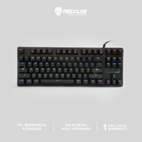 Rexus Keyboard Gaming Mechanical Legionare MX5.1 TKL