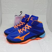 sepatu volly Mizuno keren sepatu olahraga badminton - 6