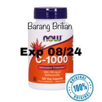 Terlaris Original Now Foods Vitamin C-1000 mg - 100cap bioflavo