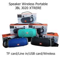 Speaker Bluetooth Portable JBL J020 Xtrere High Quality Super Bass
