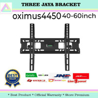 Bracket TV, Brecket LED, Braket TV Oximus Aquila 4450 40 - 60 Inch