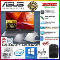 PROMO LAPTOP ASUS A409JA - CORE i3-1005G1 4GB 1TB 14 FULL HD W10