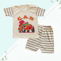 Setelan Baju Bayi | Pakaian Bayi Laki Laki Motif Karakter