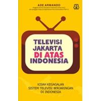 TELEVISI JAKARTA DI ATAS INDONESIA