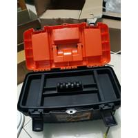 KENMASTER H 415 Toolbox Besar Tool Box Kit Tempat Kunci dan Perkakas