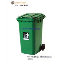 Tong Sampah Dust Bin 120 Liter / Tong Sampah Roda / Tong sampah besar