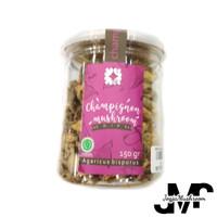 kripik jamur kancing(from jejamuran)