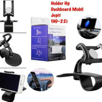 holder hp mobil Jepit dashboard Holder Gps Mobil Mount - HD 22