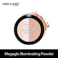 Wet N Wild Mega Glo Illuminating Powder - Catwalk Pink E320