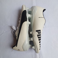 sepatu sepak bola puma - Putih, 38