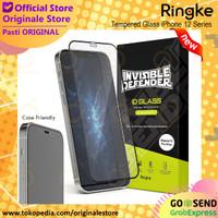 Ringke Tempered Glass iPhone 12 Pro Max / 12 Pro / 12 Mini Anti Gores - iPh 12 Pro Max