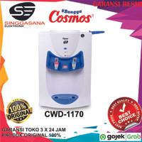 Dispenser Cosmos CWD-1170, dispenser Cosmos CWD1170 Panas dan Normal