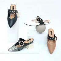 sandal mules wanita super cantik