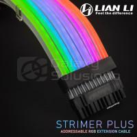 LIAN LI Strimer Plus V2 ARGB 24 pin PSU extension cable
