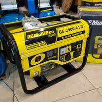 Genset 2000 watt MULTIPRO GG 2900/4 SW Generator Pembangkit listrik