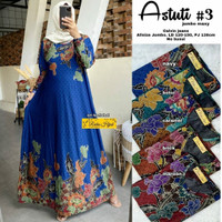 Gamis super jumbo Astuti #3 Jumbo dress