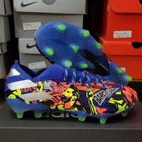 Sepatu Bola Adidas Nemeziz 19.1 Barcelona Messi Fg