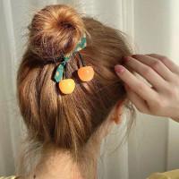 ikat rambut cherry jelly hair ties cherry