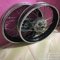 Velg Lebar Scorpio DID Ring 17 Lebar 215 250