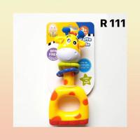 Giraffe rattle   mainan anak   mainan bayi   kerincingan