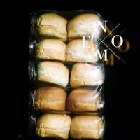 roti burger polos 10 pcs