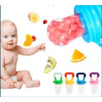Dot Empeng Buah si Kecil Dot Makanan Bayi Peralatan Makan Praktis Baby