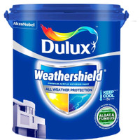 Cat Dulux Weathershied 2,5L / LOVELY LIME