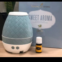 sweet aroma diffuser young living free oil lemon 5 mill