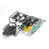 DCR-02 Body Parts Set (Gun Metal) - 95431