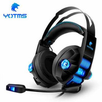 KOTION YOTMS Gaming Headphone Headset Super Bass