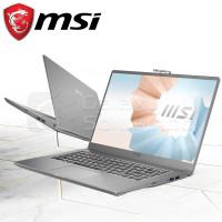 MSi MODERN 15 A11SB Core i7 1165G7 512GB SSD 16GB MX450 2GB Notebook