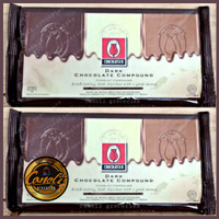 coklat tulip dark chocolate compound 1 kg