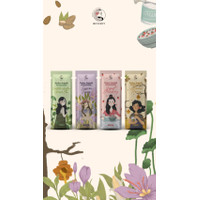 Masker Organik with Chia Seeds Beverly Organic 10gr (byBevery.organic) - Almond Honey